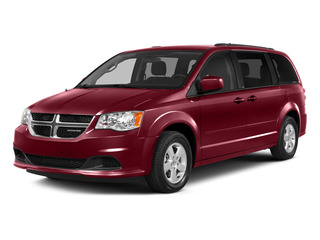 Deep Cherry Red Crystal Pearlcoat 2015 Dodge Grand Caravan Pictures Grand Caravan Grand Caravan SE V6 photos front view