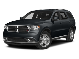 Maximum Steel Metallic Clearcoat 2015 Dodge Durango Pictures Durango Utility 4D Limited 2WD V6 photos front view