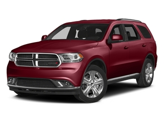 Deep Cherry Red Crystal Pearlcoat 2015 Dodge Durango Pictures Durango Utility 4D Limited 2WD V6 photos front view