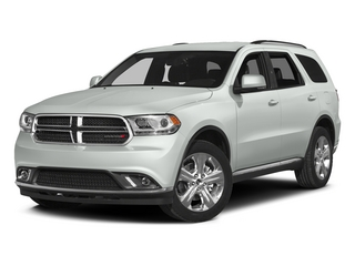 Bright White Clearcoat 2015 Dodge Durango Pictures Durango Utility 4D Limited 2WD V6 photos front view
