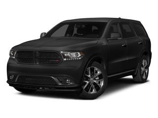 Brilliant Black Crystal Pearlcoat 2015 Dodge Durango Pictures Durango Utility 4D R/T AWD V8 photos front view