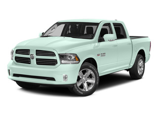 Robin Egg Blue 2015 Ram Truck 1500 Pictures 1500 Crew Cab Express 4WD photos front view
