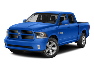 Holland Blue 2015 Ram Truck 1500 Pictures 1500 Crew Cab Express 4WD photos front view