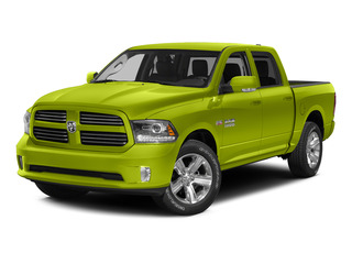National Safety Yellow 2015 Ram Truck 1500 Pictures 1500 Crew Cab Express 4WD photos front view