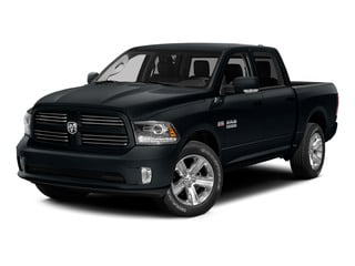 Maximum Steel Metallic Clearcoat 2015 Ram Truck 1500 Pictures 1500 Crew Cab Laramie 2WD photos front view