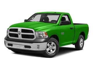 Hills Green 2015 Ram Truck 1500 Pictures 1500 Regular Cab SLT 2WD photos front view