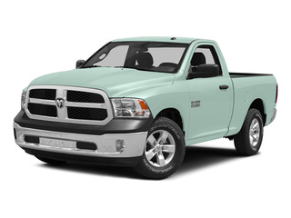 Robin Egg Blue 2015 Ram Truck 1500 Pictures 1500 Regular Cab SLT 2WD photos front view
