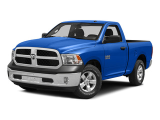 Holland Blue 2015 Ram Truck 1500 Pictures 1500 Regular Cab SLT 2WD photos front view