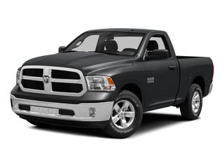 Granite Crystal Metallic Clearcoat 2015 Ram Truck 1500 Pictures 1500 Regular Cab SLT 2WD photos front view