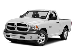 Bright White Clearcoat 2015 Ram Truck 1500 Pictures 1500 Regular Cab Sport 4WD photos front view