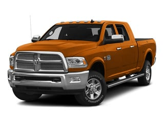 Omaha Orange 2015 Ram Truck 2500 Pictures 2500 Mega Cab SLT 2WD photos front view