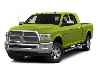 National Safety Yellow 2015 Ram Truck 2500 Pictures 2500 Mega Cab SLT 2WD photos front view
