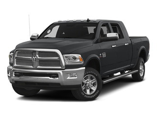 Granite Crystal Metallic Clearcoat 2015 Ram Truck 2500 Pictures 2500 Mega Cab SLT 2WD photos front view