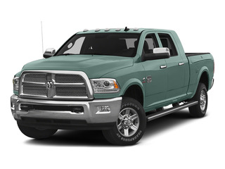 Light Green 2015 Ram Truck 2500 Pictures 2500 Mega Cab SLT 2WD photos front view