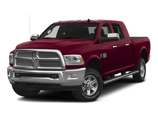 Deep Cherry Red Crystal Pearlcoat 2015 Ram Truck 2500 Pictures 2500 Mega Cab SLT 2WD photos front view