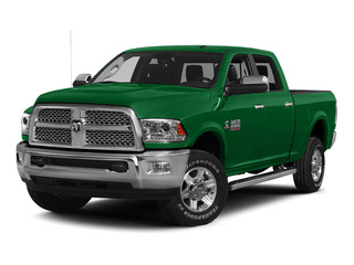 Bright Green 2015 Ram Truck 2500 Pictures 2500 Crew Cab SLT 2WD photos front view