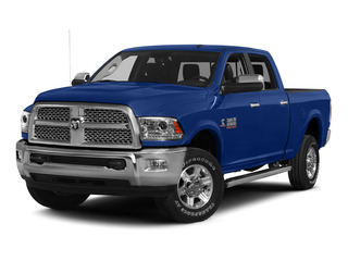 Blue Streak Pearlcoat 2015 Ram Truck 2500 Pictures 2500 Crew Cab Outdoorsman 4WD photos front view