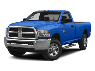 Holland Blue 2015 Ram Truck 2500 Pictures 2500 Regular Cab Tradesman 4WD photos front view