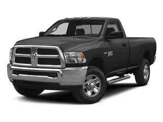 Granite Crystal Metallic Clearcoat 2015 Ram Truck 2500 Pictures 2500 Regular Cab SLT 4WD photos front view