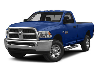 Blue Streak Pearlcoat 2015 Ram Truck 2500 Pictures 2500 Regular Cab Tradesman 4WD photos front view