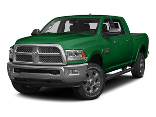 Bright Green 2015 Ram Truck 3500 Pictures 3500 Mega Cab SLT 4WD photos front view