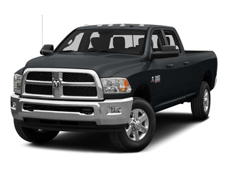 Maximum Steel Metallic Clearcoat 2015 Ram Truck 3500 Pictures 3500 Crew Cab Laramie 4WD photos front view