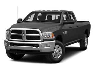 Granite Crystal Metallic Clearcoat 2015 Ram Truck 3500 Pictures 3500 Crew Cab Laramie 4WD photos front view