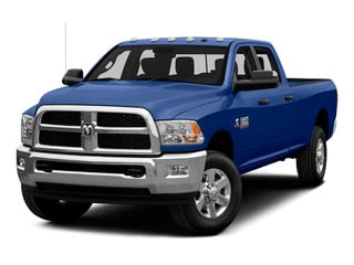 Blue Streak Pearlcoat 2015 Ram Truck 3500 Pictures 3500 Crew Cab Laramie 2WD photos front view