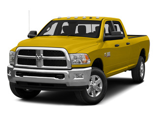 Detonator Yellow Clearcoat 2015 Ram Truck 3500 Pictures 3500 Crew Cab SLT 2WD photos front view
