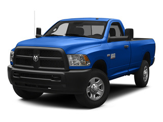 Holland Blue 2015 Ram Truck 3500 Pictures 3500 Regular Cab Tradesman 4WD photos front view