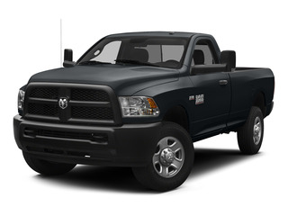Maximum Steel Metallic Clearcoat 2015 Ram Truck 3500 Pictures 3500 Regular Cab Tradesman 4WD photos front view