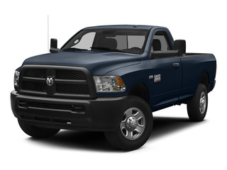 True Blue Pearlcoat 2015 Ram Truck 3500 Pictures 3500 Regular Cab Tradesman 4WD photos front view