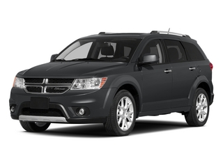 Granite Crystal Metallic Clearcoat 2015 Dodge Journey Pictures Journey Utility 4D R/T AWD photos front view