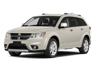 White 2015 Dodge Journey Pictures Journey Utility 4D R/T AWD photos front view