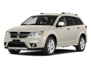 Pearl White Tri-Coat 2015 Dodge Journey Pictures Journey Utility 4D R/T AWD photos front view