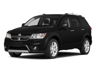 Pitch Black Clearcoat 2015 Dodge Journey Pictures Journey Utility 4D R/T AWD photos front view