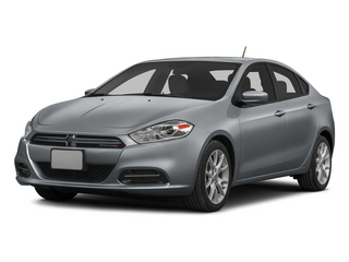 Billet Silver Metallic Clearcoat 2015 Dodge Dart Pictures Dart Sedan 4D Limited I4 photos front view