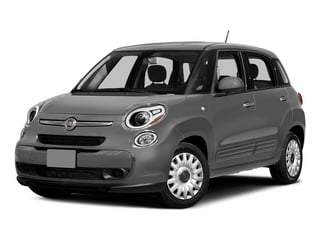 Grigio Chiaro (Graphite Metallic) 2015 FIAT 500L Pictures 500L Hatchback 5D L Easy I4 Turbo photos front view