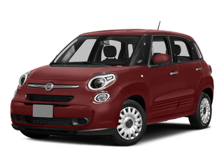 Rosso Perla (Deep Lava Red Pearl) 2015 FIAT 500L Pictures 500L Hatchback 5D L Easy I4 Turbo photos front view