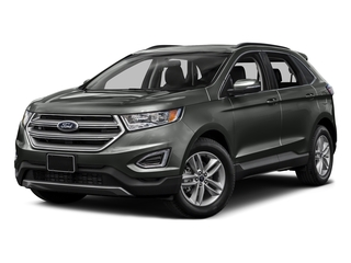Magnetic Metallic 2015 Ford Edge Pictures Edge Utility 4D Titanium 2WD V6 photos front view