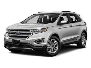 Ingot Silver Metallic 2015 Ford Edge Pictures Edge Utility 4D SE AWD I4 Turbo photos front view