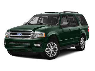 Green Gem Metallic 2015 Ford Expedition Pictures Expedition Utility 4D XL 2WD photos front view