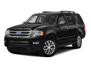 Tuxedo Black Metallic 2015 Ford Expedition Pictures Expedition Utility 4D XL 2WD photos front view
