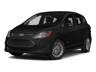 Tuxedo Black 2015 Ford C-Max Hybrid Pictures C-Max Hybrid Hatchback 5D SEL I4 Hybrid photos front view