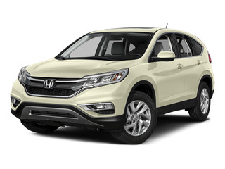 White Diamond Pearl 2015 Honda CR-V Pictures CR-V Utility 4D EX AWD I4 photos front view
