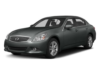 Graphite Shadow 2015 INFINITI Q40 Pictures Q40 Sedan 4D AWD V6 photos front view