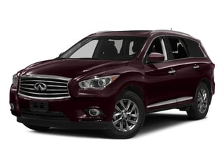 Midnight Garnet 2015 INFINITI QX60 Pictures QX60 Utility 4D 2WD V6 photos front view