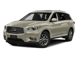 Majestic White 2015 INFINITI QX60 Pictures QX60 Utility 4D 2WD V6 photos front view
