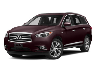 Midnight Garnet 2015 INFINITI QX60 Pictures QX60 Utility 4D Hybrid AWD I4 photos front view