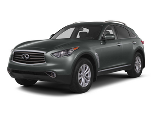 Graphite Shadow 2015 INFINITI QX70 Pictures QX70 Utility 4D 2WD V6 photos front view